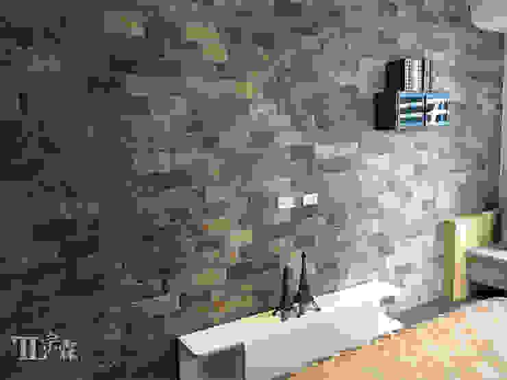 次臥電視牆 根據 宗霖建築設計工程 現代風