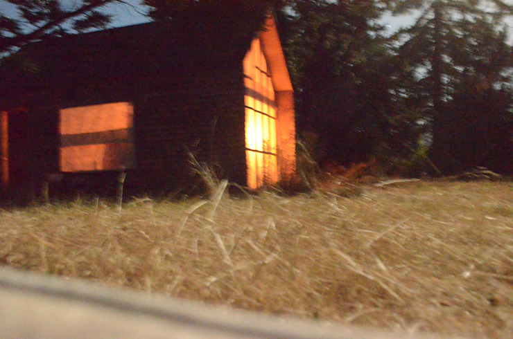Refugio en Lago calafquen, Islas balboa Casas de estilo rural de Studio Himmer Rural
