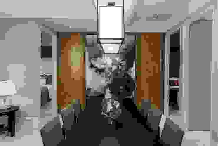 《聚‧日常》 根據 辰林設計實業有限公司 現代風 實木 Multicolored