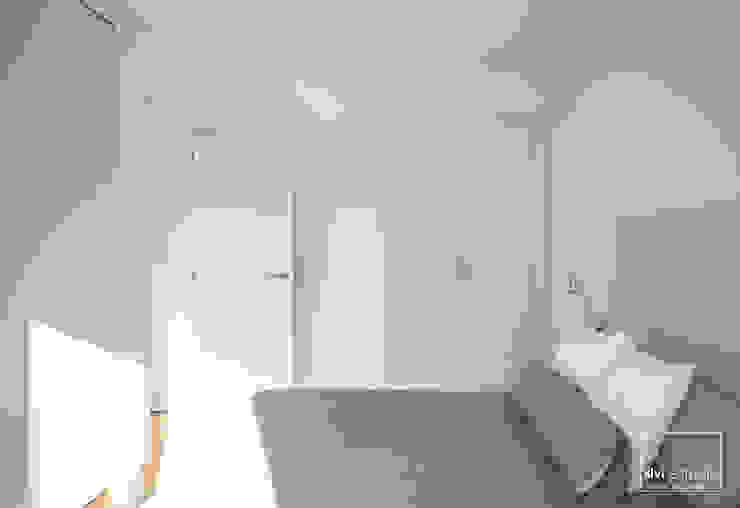 Habitacion slvr estudio Dormitorios de estilo escandinavo