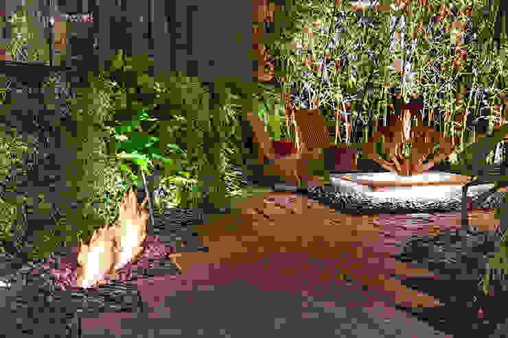 Jardines modernos: Ideas, imágenes y decoración de Rafaela Novaes Paisagismo Moderno