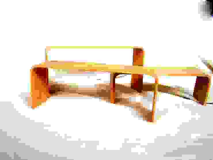 Güdü ART DESIGN Office spaces & stores Wood