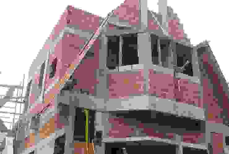 sobrado estilo Europeu AGM Construções / Reformas de Casas