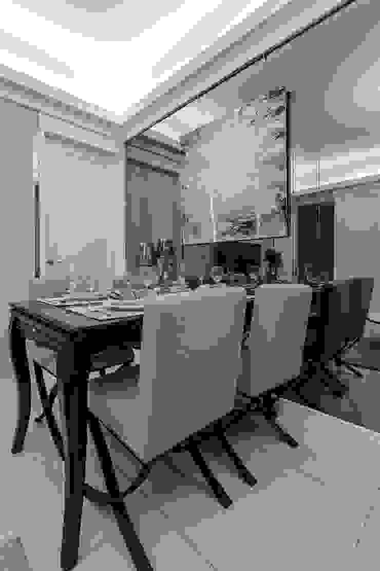 餐廳氛圍 根據 你你空間設計 古典風