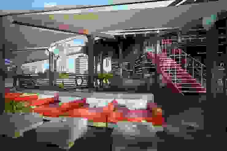 Sunny Beach – Bar Restorant by eNArch.info Modern