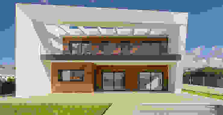 Mediterranean style house by JAIME SALVÁ, Arquitectura & Interiorismo Mediterranean