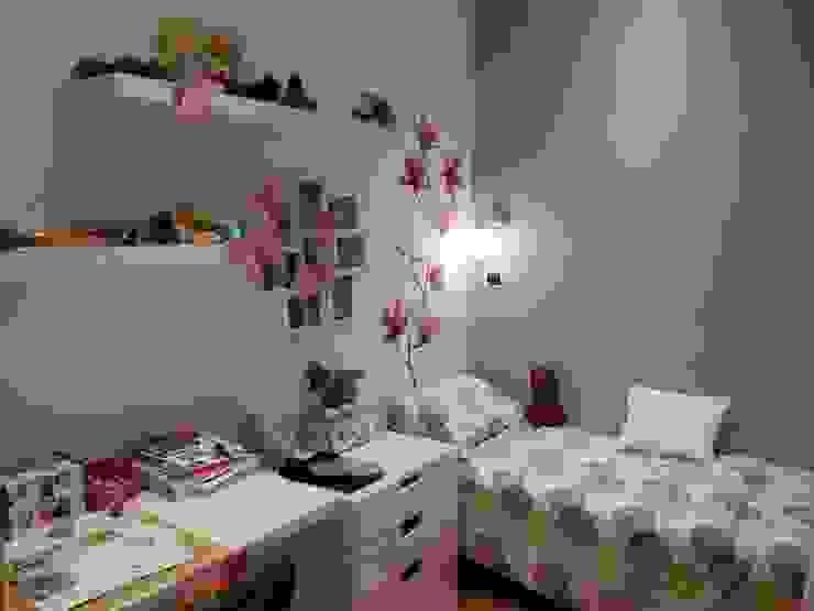 Studio Capannini Architetti Modern Bedroom Wood Purple/Violet