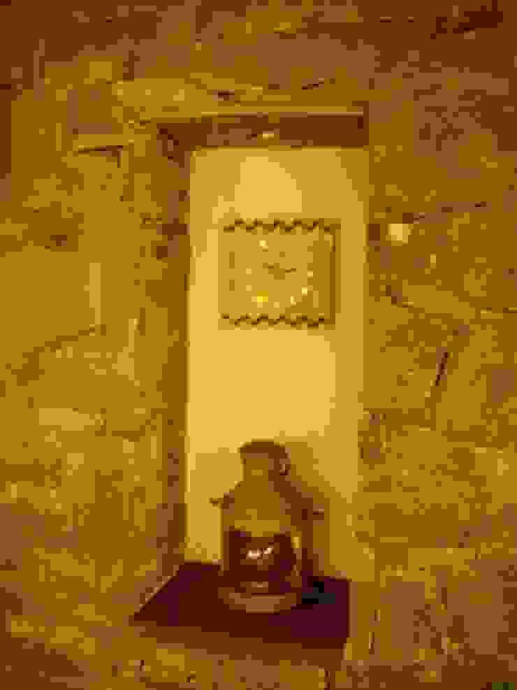 Posada de montaña Comedores rústicos de LINARES, Estudio de Arquitectura Rústico