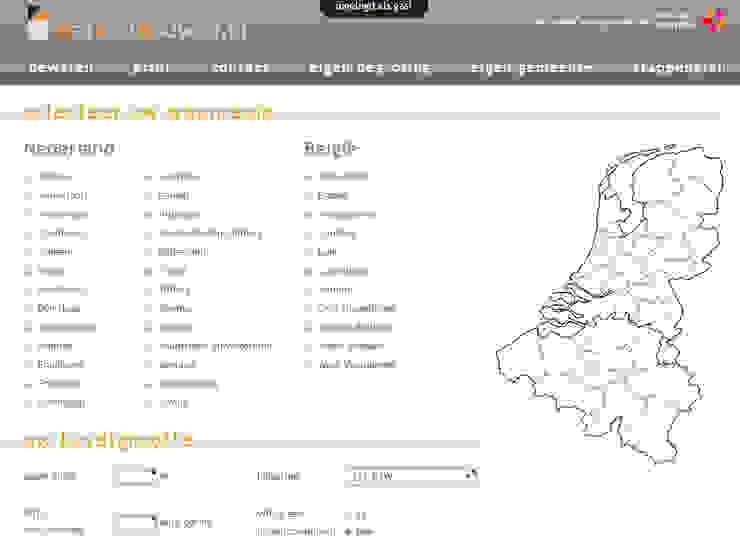 сучасний  by watkostbouwen.nl , Сучасний