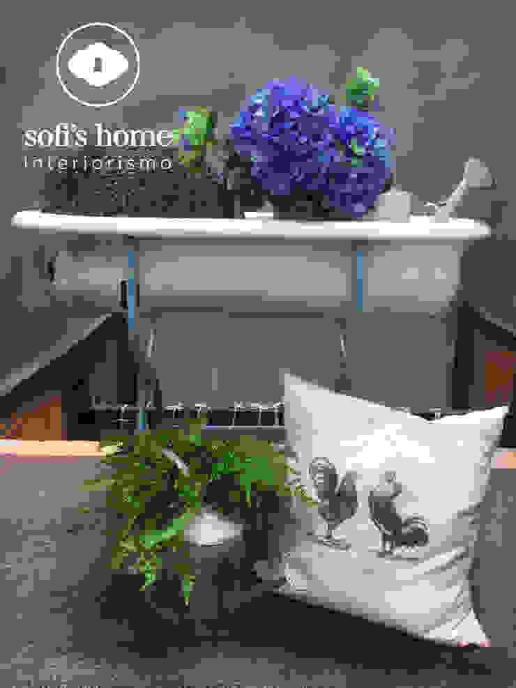 Decoración para el hogar de Sofi´s Home interiorismo Rústico
