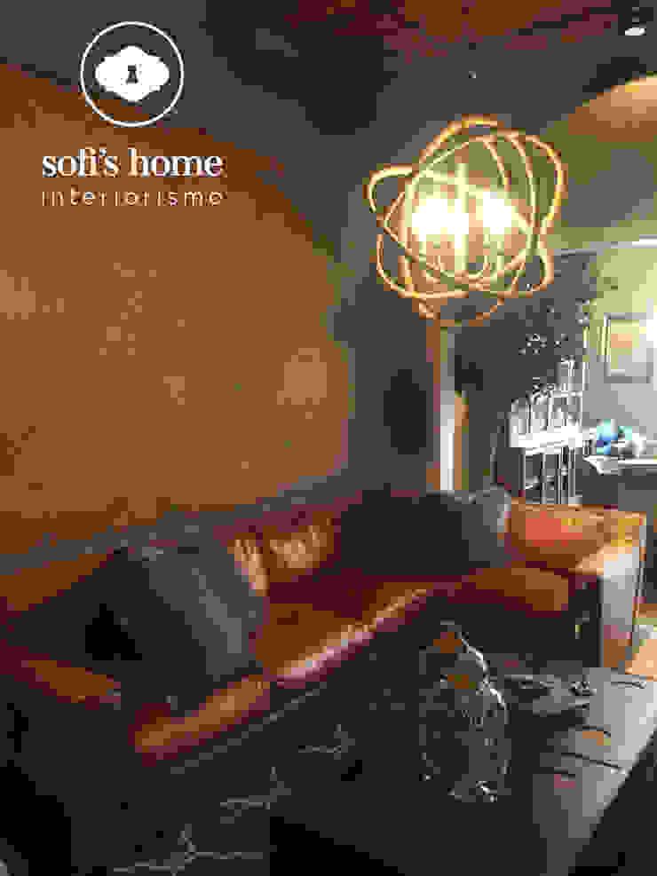 Salas Salones clásicos de Sofi´s Home interiorismo Clásico Madera Acabado en madera