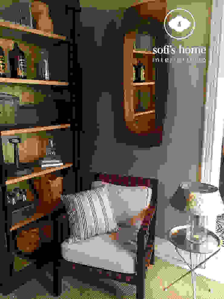 Salas o cuartos de estar de Sofi´s Home interiorismo Moderno