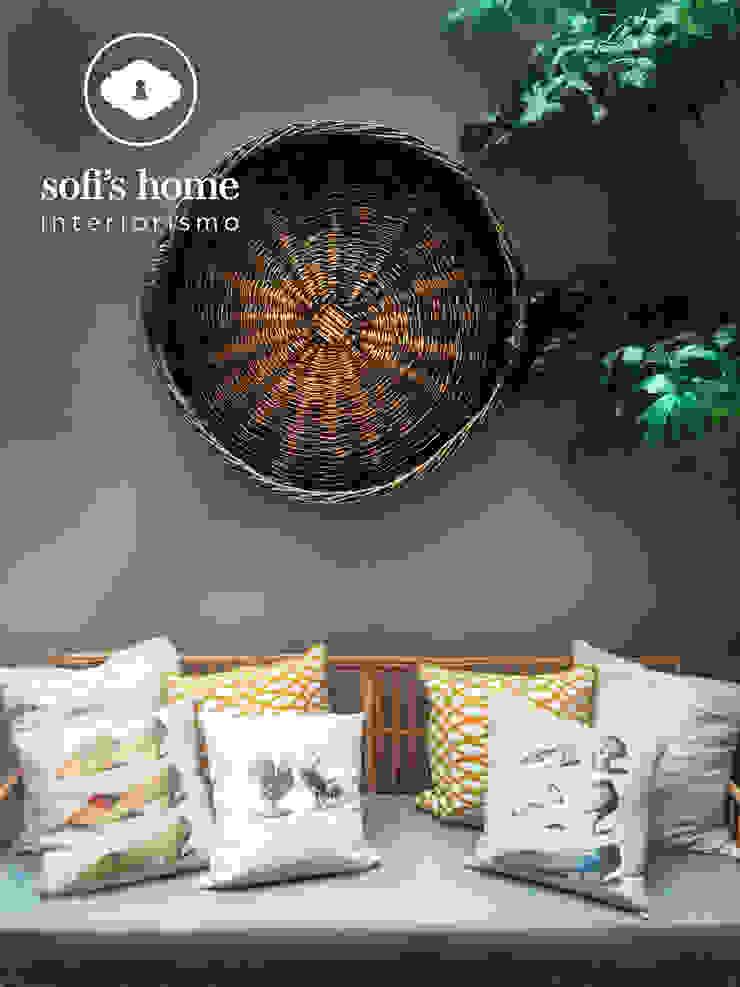 Muebles y accesorios de jardin. de Sofi´s Home interiorismo Moderno