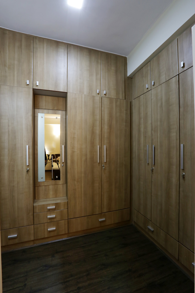 APARTMENT Minimalist dressing room by DESIGN5 Minimalist