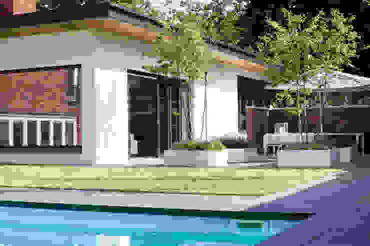 Jardines de estilo moderno de Heart for Gardens. Moderno