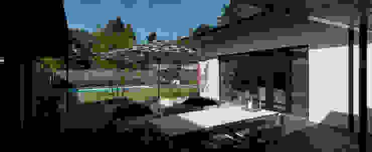 Leven & genieten. Moderne tuinen van Heart for Gardens. Modern