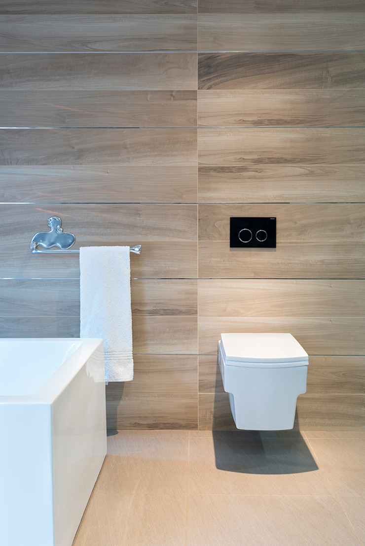 House Zwavelpoort AH Country style bathroom by Metako Projex Country