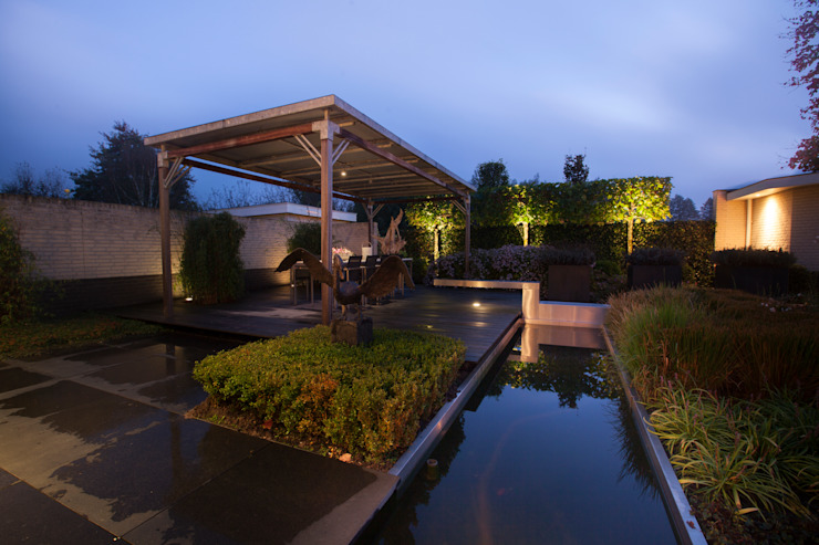 Verlichting Heart for Gardens. Moderne tuinen