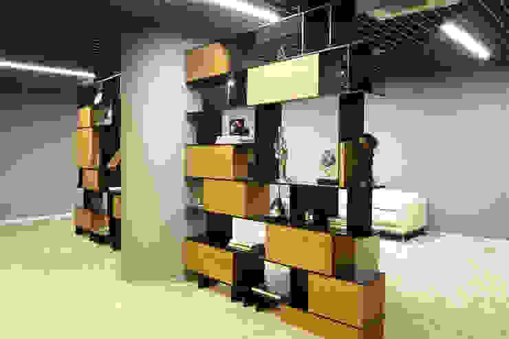 emre mobilya Modern style study/office