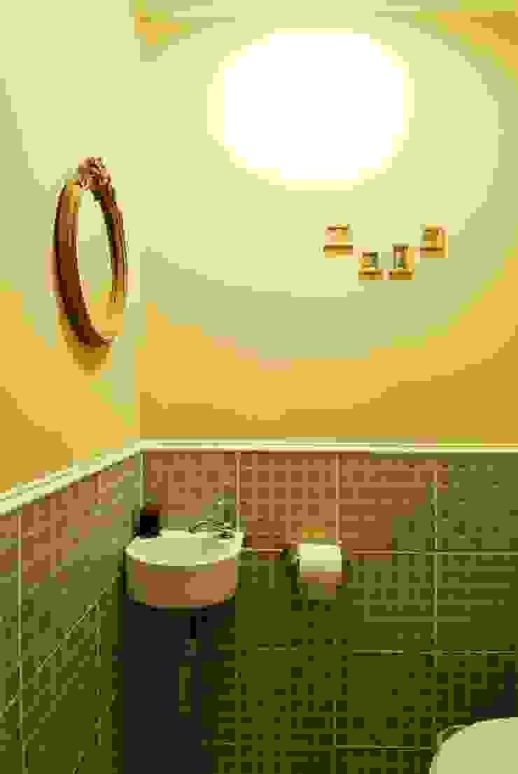 化妝室 根據 浩司室內裝修設計有限公司 HOUSE INTERIOR DESIGN 鄉村風