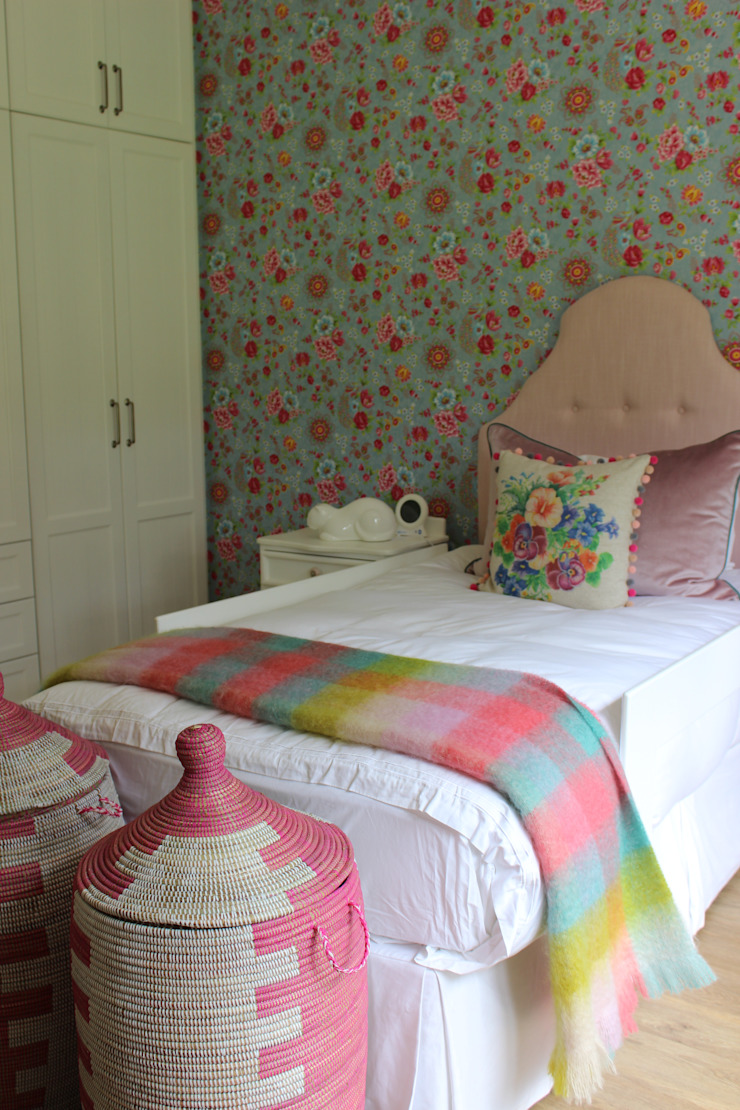 Little Girl's Room—Kloof by Taryn Flanagan Interiors Eclectic