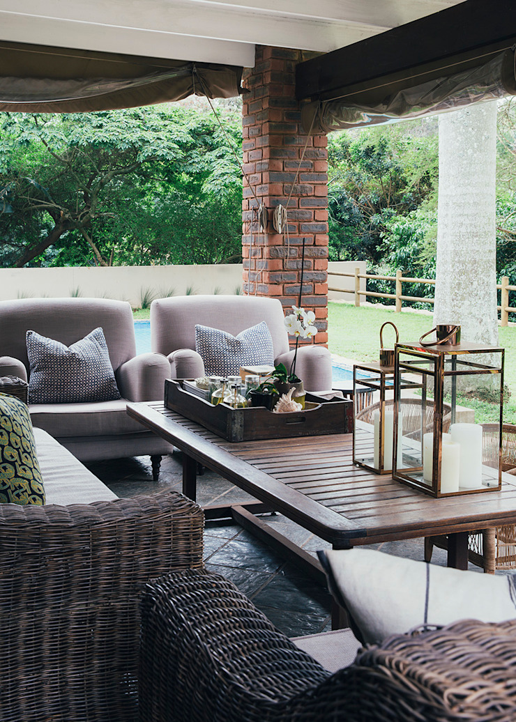 Westville by Taryn Flanagan Interiors Eclectic