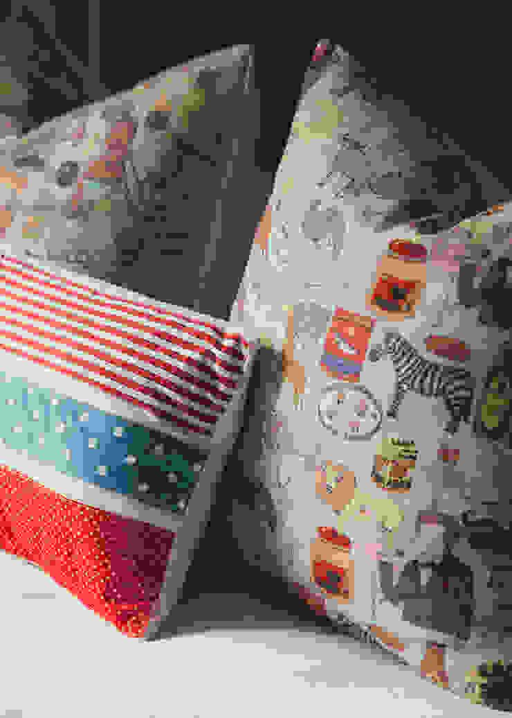Little Boy's room—Westville by Taryn Flanagan Interiors Eclectic
