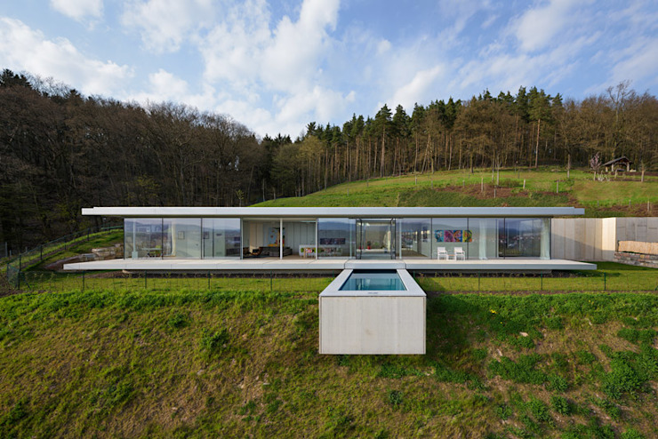 by Architectenbureau Paul de Ruiter Minimalist