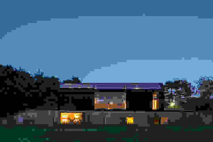 Villa Schoorl Minimalistische huizen van Architectenbureau Paul de Ruiter Minimalistisch