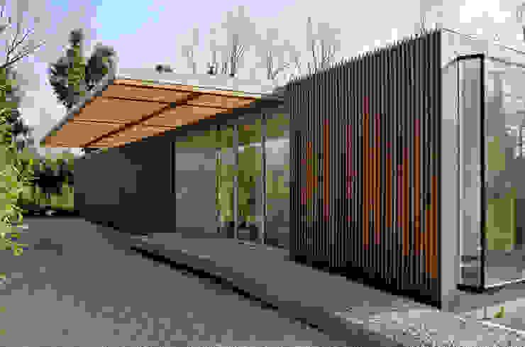 Villa Berkel Minimalistische huizen van Architectenbureau Paul de Ruiter Minimalistisch