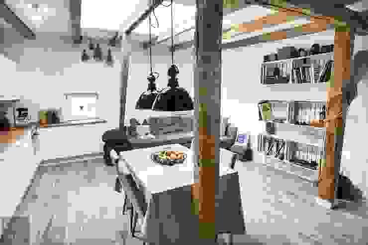 Comedores de estilo  por Limonki Studio Wojciech Siudowski,
