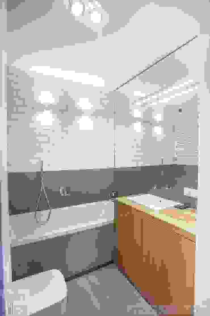Limonki Studio Wojciech Siudowski Modern bathroom