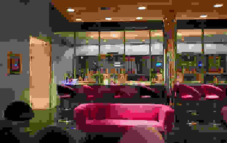 Grand Winston Moderne hotels van Meijer & van Eerden Modern