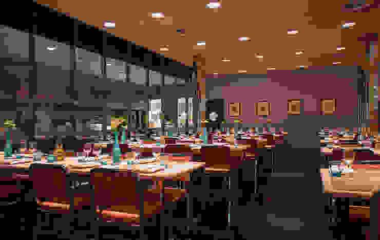 Grand Winston Hotel in Rijswijk Moderne hotels van Meijer & van Eerden Modern