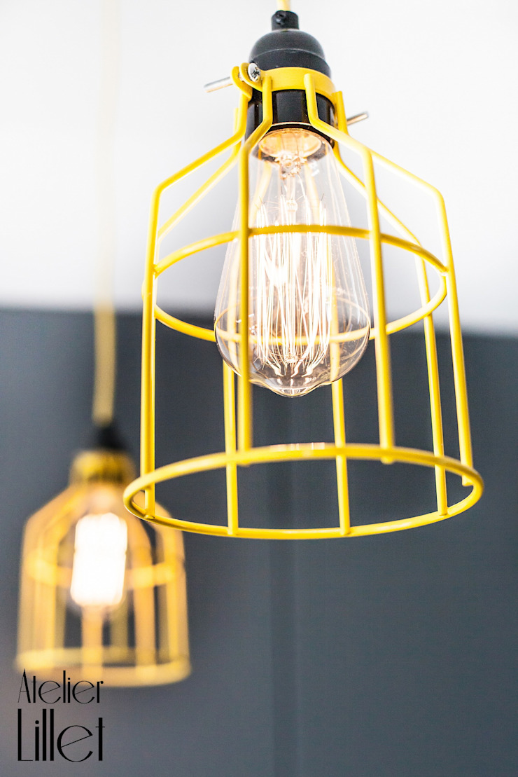 Pracownia projektowa Atelier Lillet Modern dining room