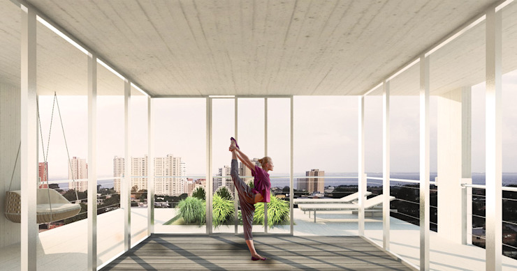 Área de Yoga de MAAN