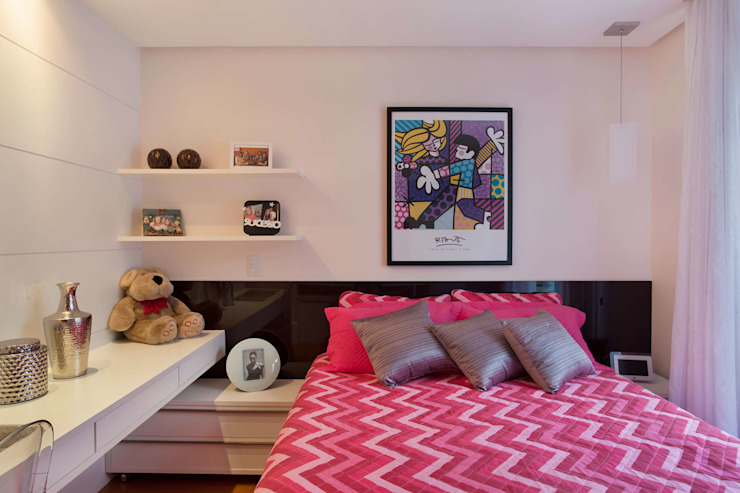 Kamar Tidur Modern Oleh Virna Carvalho Arquiteta Modern