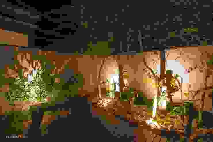 Modern Garden by Rafaela Novaes Paisagismo Modern
