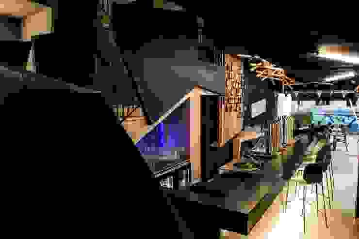 DORIArchitetti Bars & clubs modernes