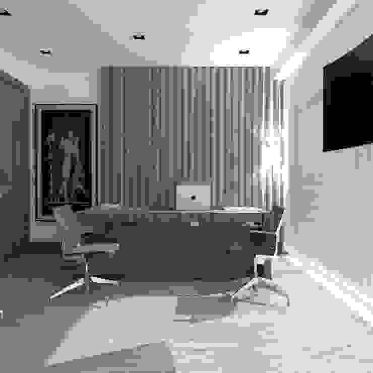 GN İÇ MİMARLIK OFİSİ – Istanbul Nişantaşı Ofis Dekorasyonu: modern tarz , Modern
