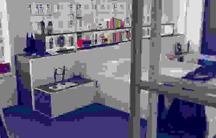 Yatak Odası Bakü Modern Yatak Odası GN İÇ MİMARLIK OFİSİ Modern