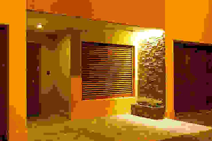 Casas de estilo  por Majo Barreña Diseño de Interiores,