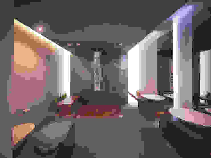 TARE arquitectos Bagno moderno