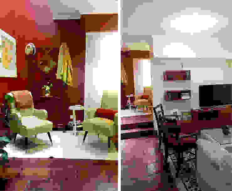 by Majo Barreña Diseño de Interiores Colonial