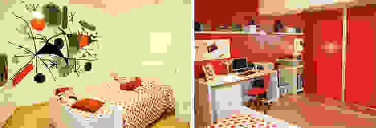 Colonial style bedroom by Majo Barreña Diseño de Interiores Colonial