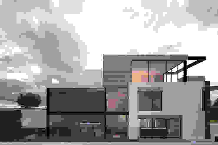 10.- BOSQUE REAL Moderne Häuser von TARE arquitectos Modern