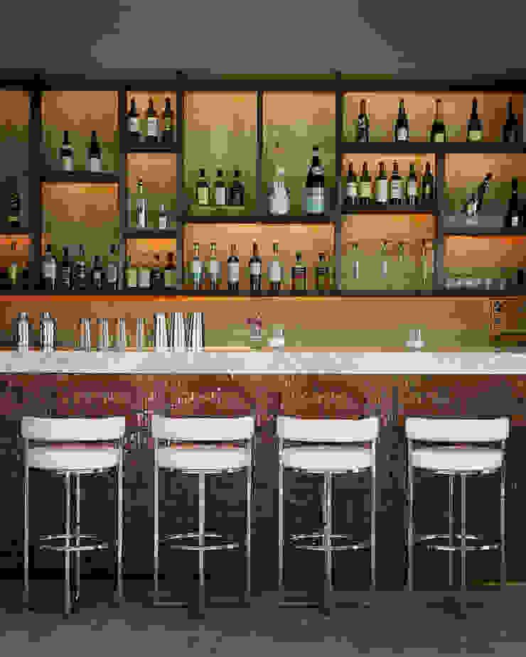 Beluga Restaurant& Bar 吧台區 原形空間設計 酒吧&夜店