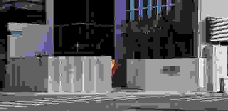 「Le Mout樂沐」法式餐廳外觀 根據 原形空間設計 現代風