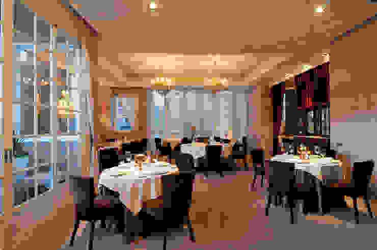 「Le Mout樂沐」法式餐廳 根據 原形空間設計 古典風