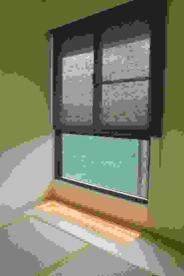 住宅|日式養老宅-高雄鼓山 根據 鹿敘空間設計 日式風、東方風
